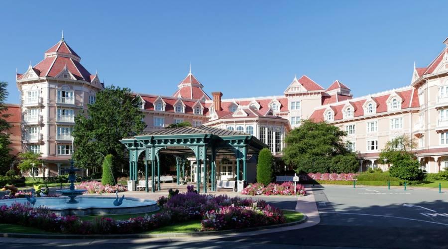 Camere Disneyland Hotel : Disneyland hotel 5 stelle u2013 vacanze parchi a tema