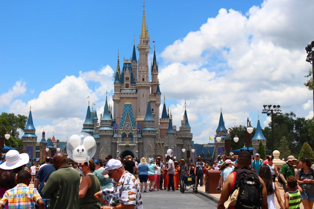 Disneyworld Orlando riapre